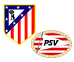 Atletico Madrid - PSV Eindhoven