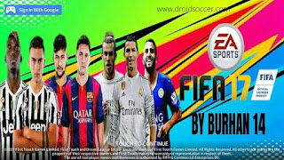 DLS 17 Mod FIFA 17 by Burhan Android