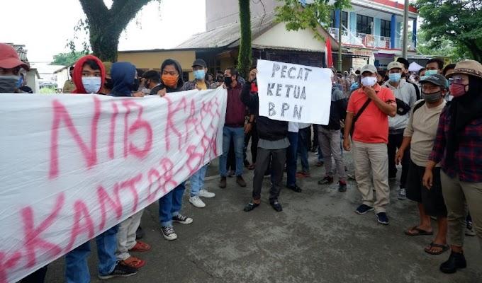 Mafia Tanah Di Tangerang Tak Tersentuh, Langkah Tegas Jokowi Dinanti