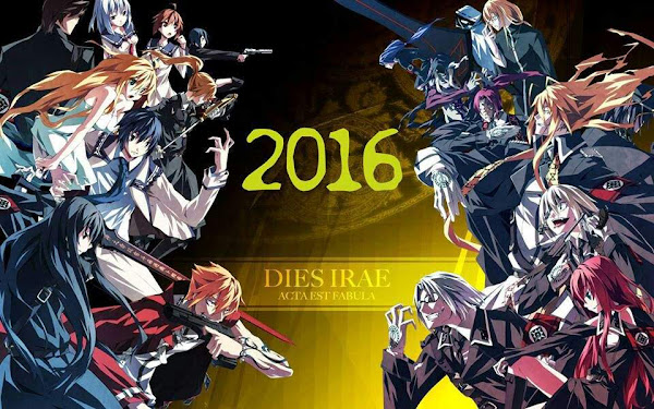 Dies irae , Genco, Crunchyroll, DMM pictures, Greenwood, My Theater D.D.,Brave Hearts , Action, Super Power, Magic , Anime , HD , 720p , 2017 , On Going,