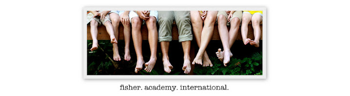 Fisher Academy International ~ Teaching Home