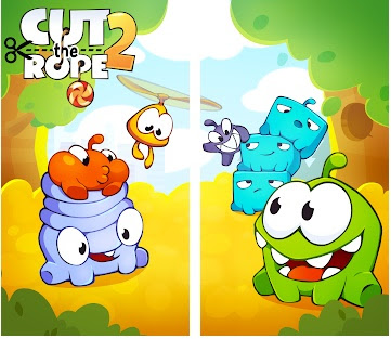 Cut the Rope 2 Apk v1.12.0 Mod (Free Shoping)