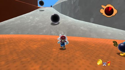 Super Mario 64 HD Free Download PC Game - isoroms com