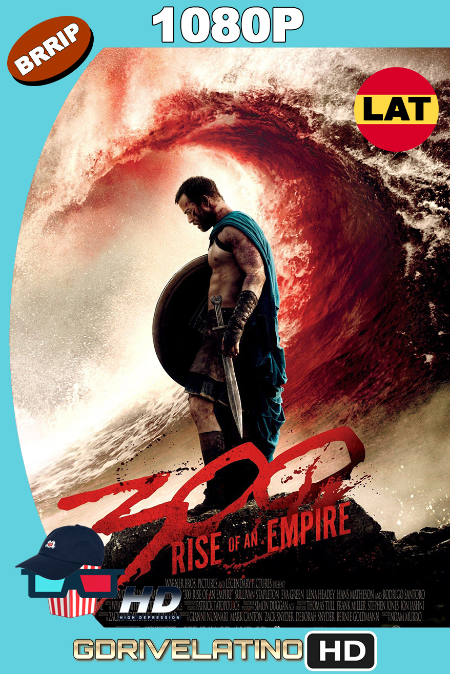 300 : El Origen de un Imperio (2014) BRRip 1080p Latino-Ingles MKV