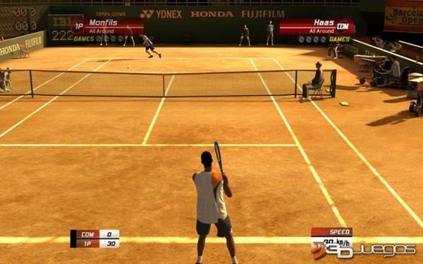 Virtua Tennis 3 (2007) PC Full Español