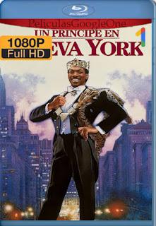 Un príncipe en Nueva York (Coming to America) (1988) [1080p BRrip] [Latino-Inglés] [LaPipiotaHD]