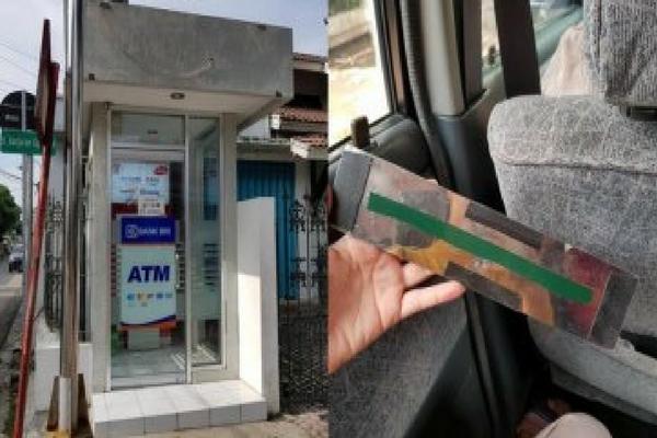 Wanita ini Ambil Uang di ATM Saldo Terpotong Tapi Uang Tidak Keluar, Ternyata Mesin Dimodifikasi