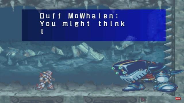 Mega Man X5 - PSX - Captura 3