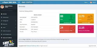 Cara Install E Rapor SMK V4.0 2018