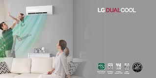 Update Harga AC LG 1/2 PK dan AC LG 1 PK  Terbaru 2020