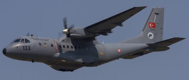 Sbarazzamento delle violazioni dello spazio aereo greco da parte di caccia turchi
