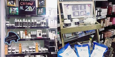 Expositor Casañ Farmacia con Näps