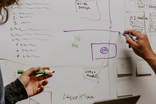 無為而治的目標管理方法=(敏捷精神+看板管理工具)x精實創業(圖片來源:unsplash)