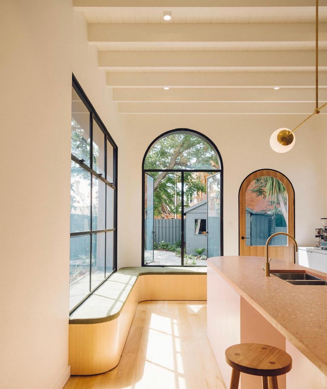 2020 Interior Design Trends Curves