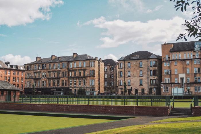 Promenade dans Glasgow