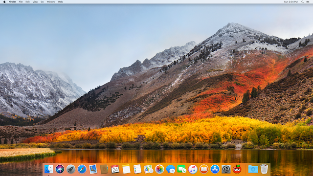 Download macOS 10.13 High Sierra