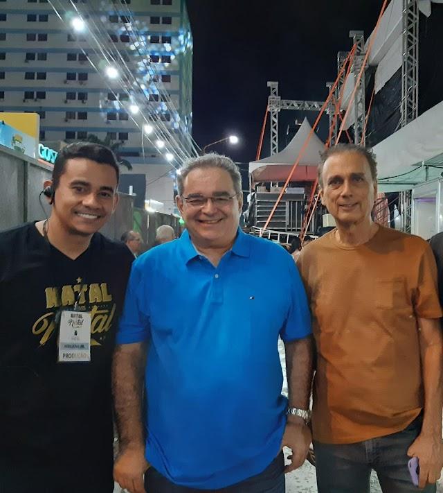 DEMÔNIO: DIRETOR DA FUNCARTE DEMITE FUNCIONÁRIO NA VÉSPERA DE NATAL