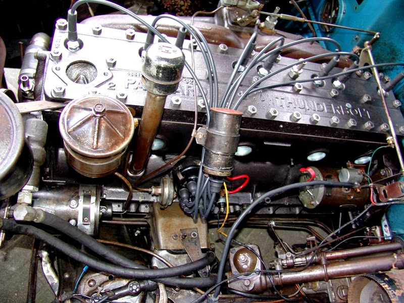 Rodcitygarage Packard Clipper