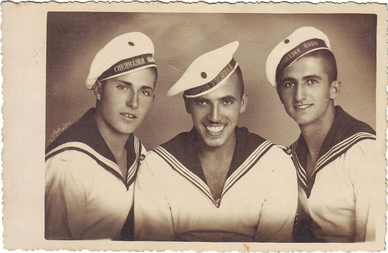 calientes marineros
