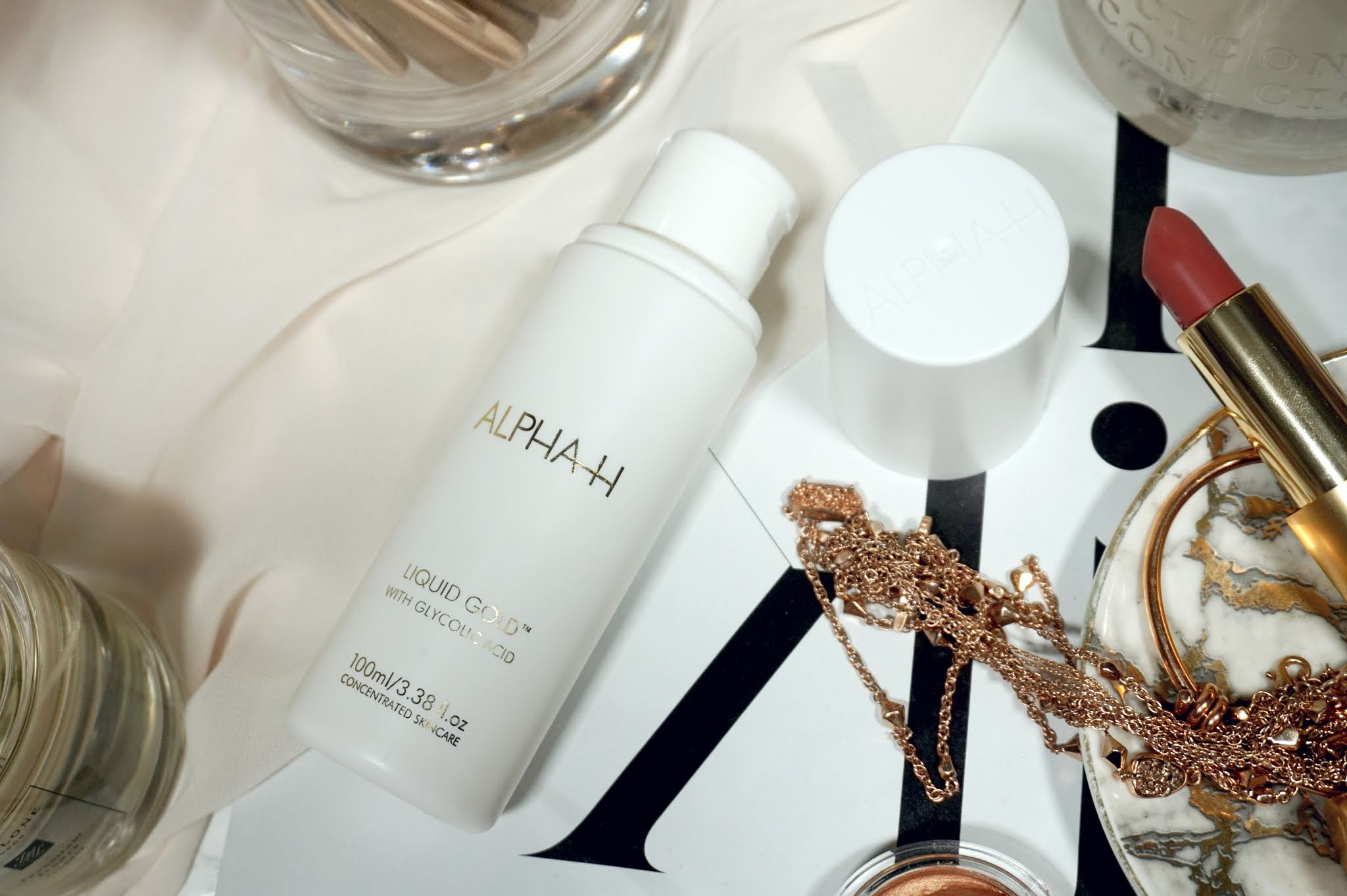 Alpha-H Liquid Gold Exfoliating Treatment with Glycolic Acid Review