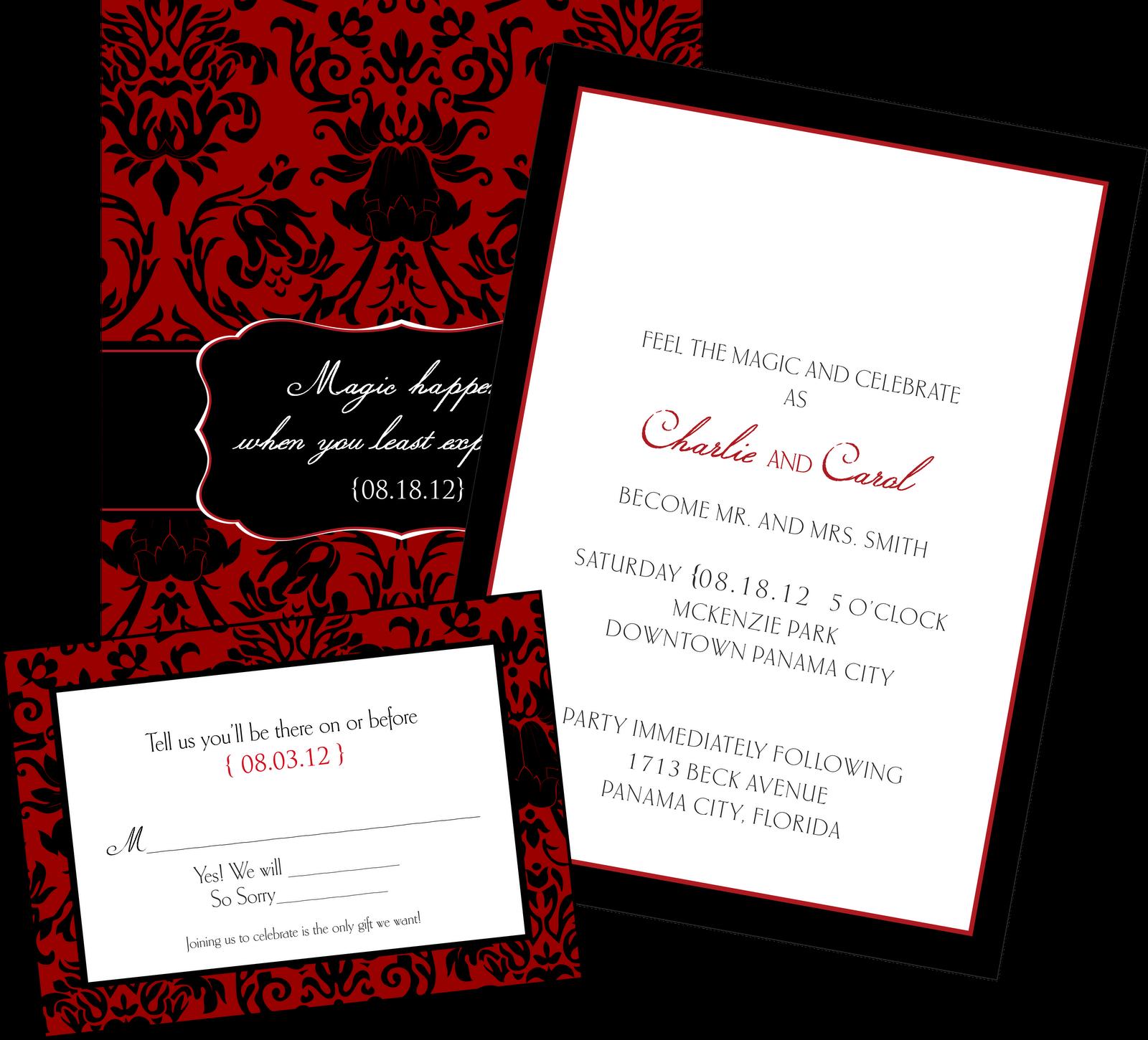 Rsvp Date For Wedding Invites | PaperInvite