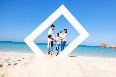沖縄旅行、写真撮影、出張カメラマン、ロケーションフォト、ビーチ、海