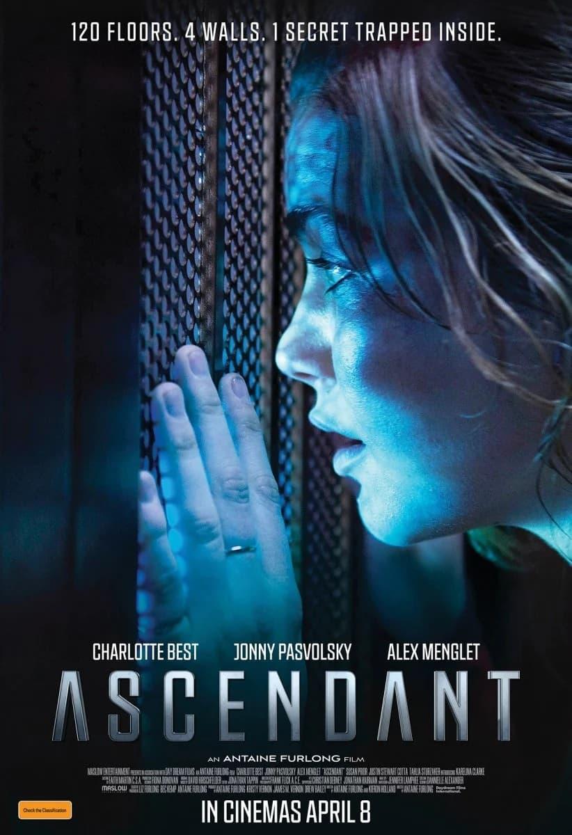 Необычная супергероика - вышел трейлер фантастического триллера Ascendant - Постер