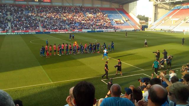 Wigan Athletic vs. Everton, Pre-Season 2019