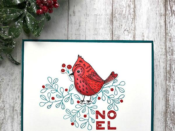 Krafty Chicks Challenge #507 - Christmas