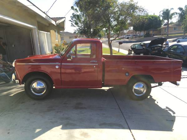 1964 Datsun 1200 L320 Pickup Truck For Sale $8,500
