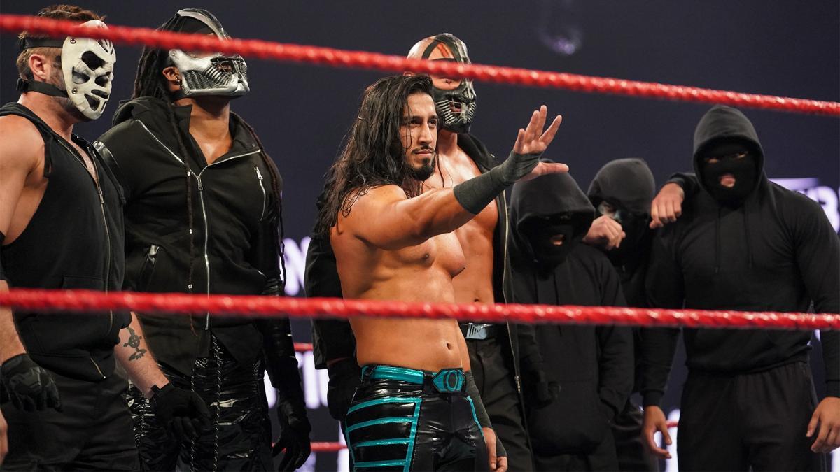 Mustafa Ali anuncia sua entrada no 30-Man Royal Rumble Match