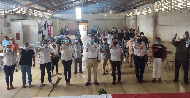 RSP Yucatán inaugura oficina municipal en Seyé