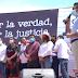 Acompaña Llaven Abarca a Mario Delgado a jornada  informativa de la Consulta Popular