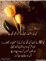 urdu islamic quotes