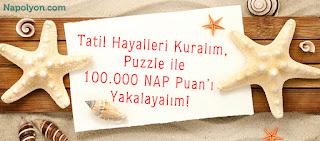 Tatil Hayali Kurana 100TL Hediye