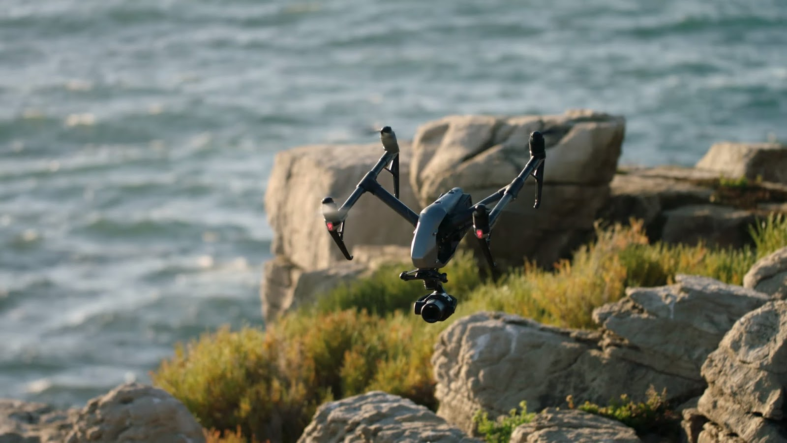 Riders: BTS with the DJI Zenmuse X7