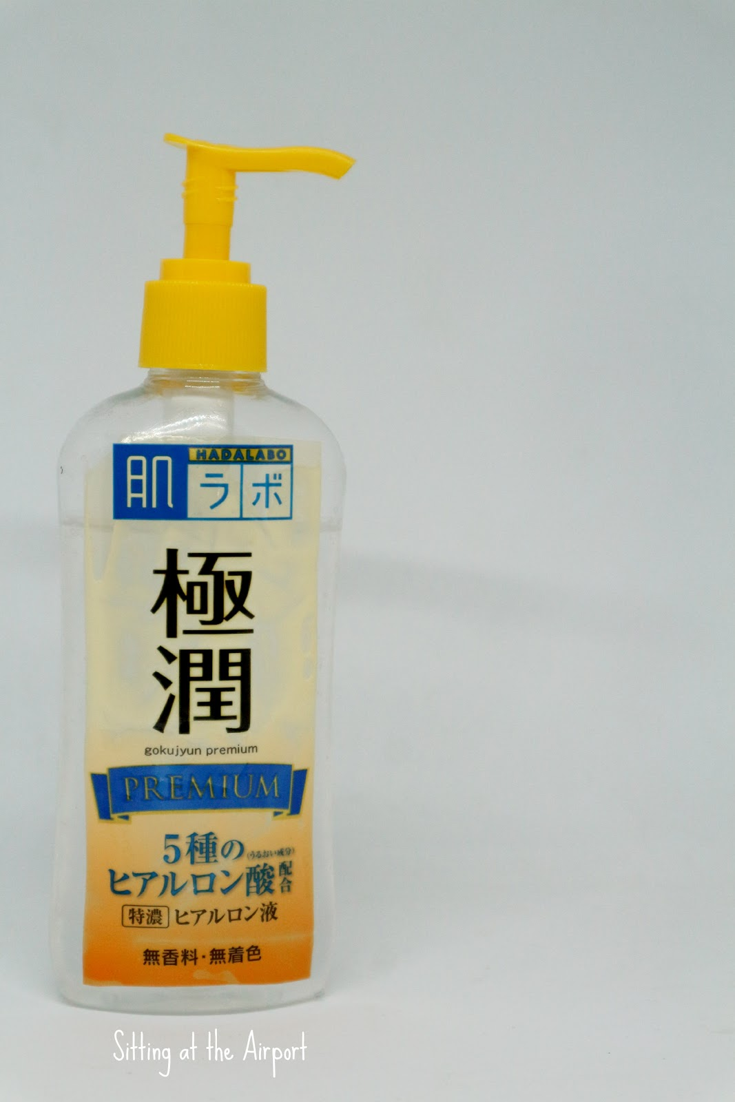 Hada Labo Gokujyun Premium Hyaluronic Acid Lotion Review