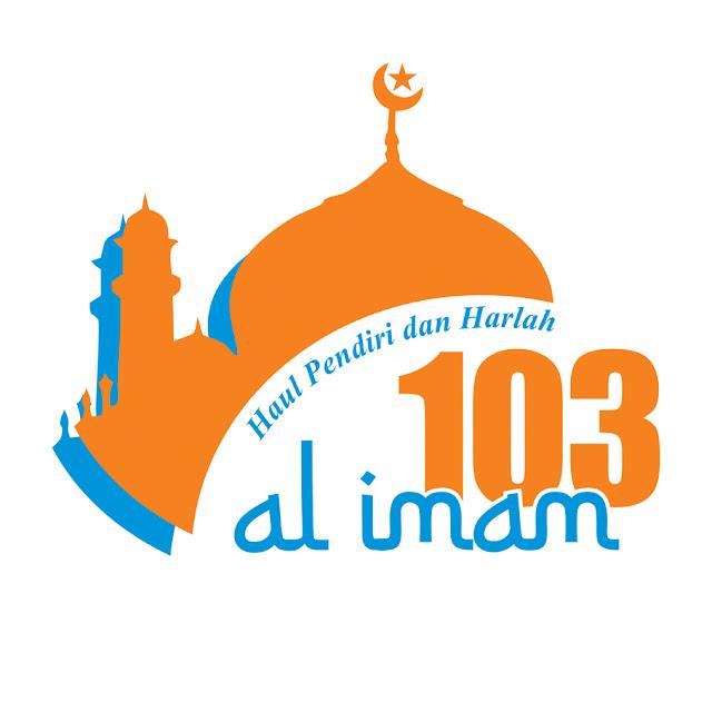 Logo Haul dan Harlah Ponpes Al Imam Ke-103