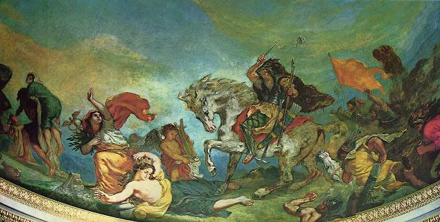 Attila Tasviri Resim
