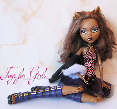 Большая кукла монстер хай 43 см Monster High Frightfully Tall Ghouls
