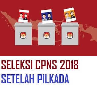 Seleksi CPNS 2018 Setelah Pilkada