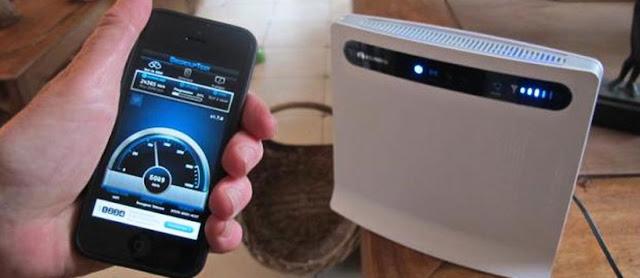 Modem Router Wifi Terbaik Solusi Internetan Kenceng