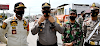 Polres Aceh Timur Bersama Tim Terpadu Gencar Operasi Yustisi Penggunaan Masker