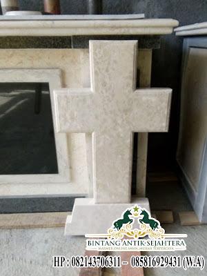 Batu Nisan Salib Kuburan