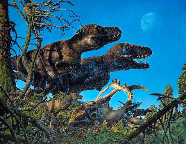 Research team discovers Arctic dinosaur nursery