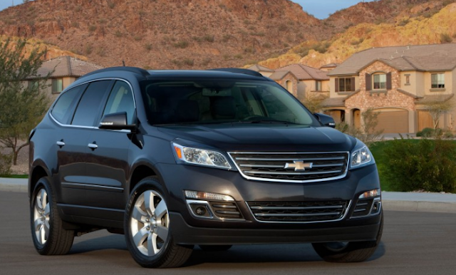 2018 Chevy Traverse Specs, Reviews, Redesign, Rumors, Change, Price, Release Date
