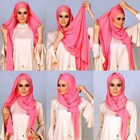 Tradisi Blog 3 Style Dan Tutorial Hijab Pashmina Bikin Tampilan Makin Anggun