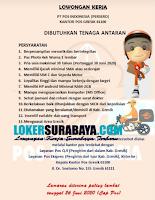 Karir Jawa Timur di PT. Pos Indonesia (Persero) Gresik Juni 2020