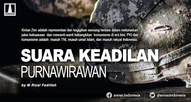 Suara Keadilan Purnawirawan