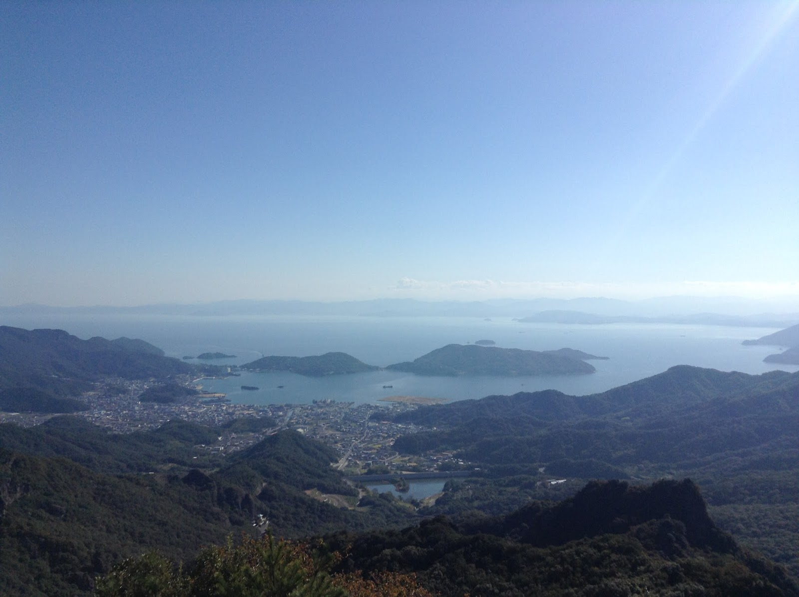 Inland sea, Shodoshima